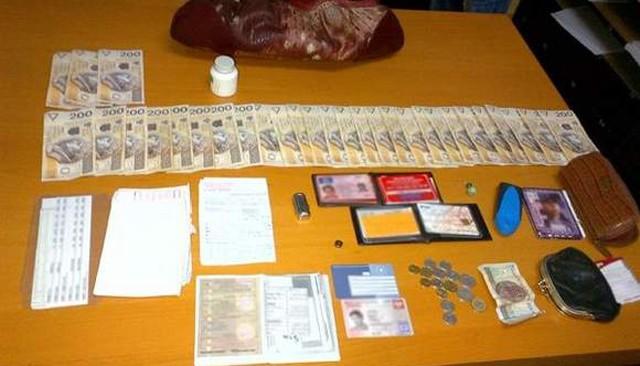 Absurdalna wpadka złodziei! Wyrzucili 6 tys. zł