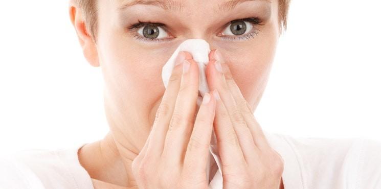 Co wywołuje alergie?