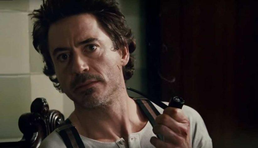 "foto: kadr z filmu ""Sherlock Holmes"""