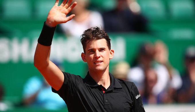 ATP Monte Carlo: Dominic Thiem skruszył opór Novaka Djokovicia. Alexander Zverev w ćwierćfinale