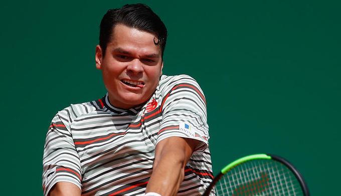 ATP Monte Carlo: Milos Raonić na drodze Marina Cilicia do ćwierćfinału. Chorwat wygrał 450. mecz