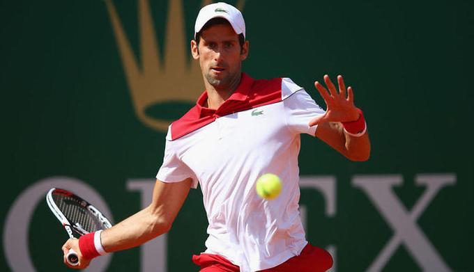 ATP Monte Carlo: Novak Djoković potrzebował 10 piłek meczowych. Serb zagra z Dominikiem Thiemem