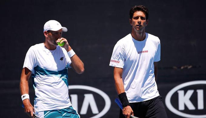 ATP Monte Carlo: kolejny nieudany turniej Kubota i Melo. Polak i Brazylijczyk odpadli w II rundzie