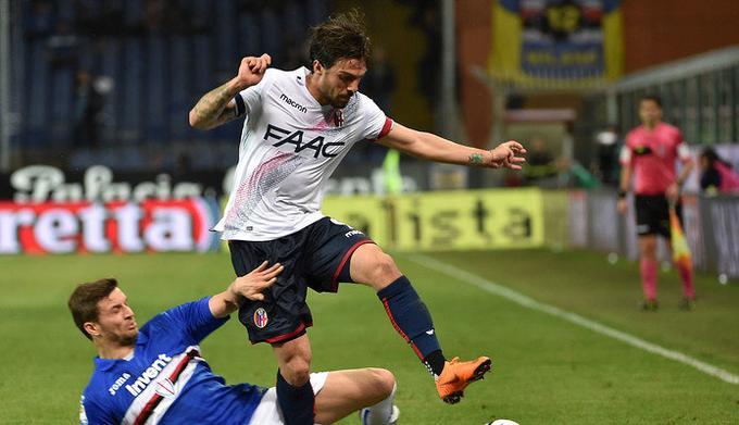 """Bartosz Bereszyński w """"11"""" kolejki Serie A"""