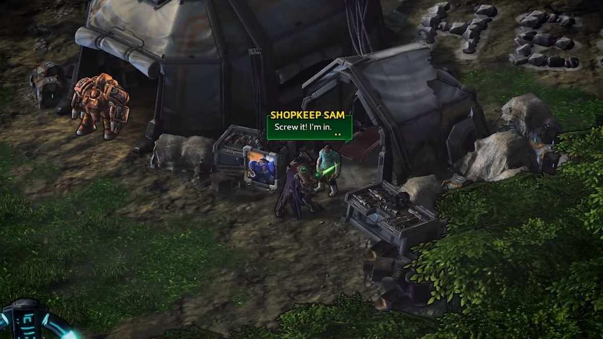 Blizzard zaczyna sprzedawać mody do StarCrafta II. Robili je fani