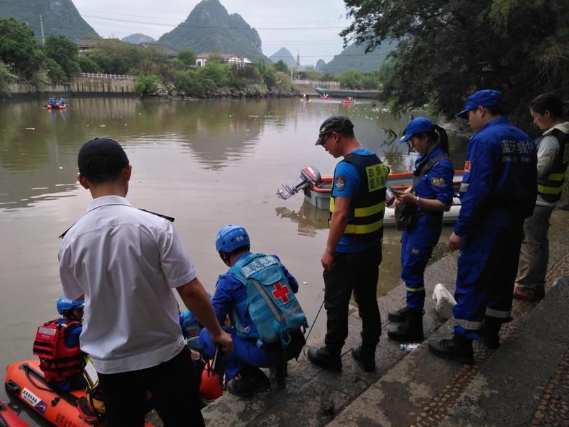 Chiny: Wywróciły się smocze łodzie. Zginęło 17 osób