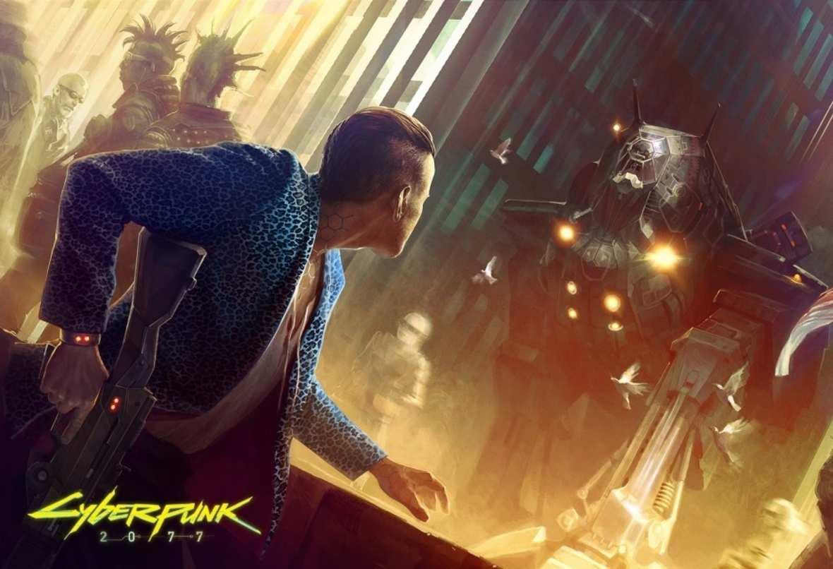 Cyberpunk będzie grą FPS. Co się stało z RPG?