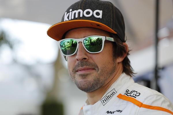 Fernando Alonso nie przejmuje się innymi zespołami