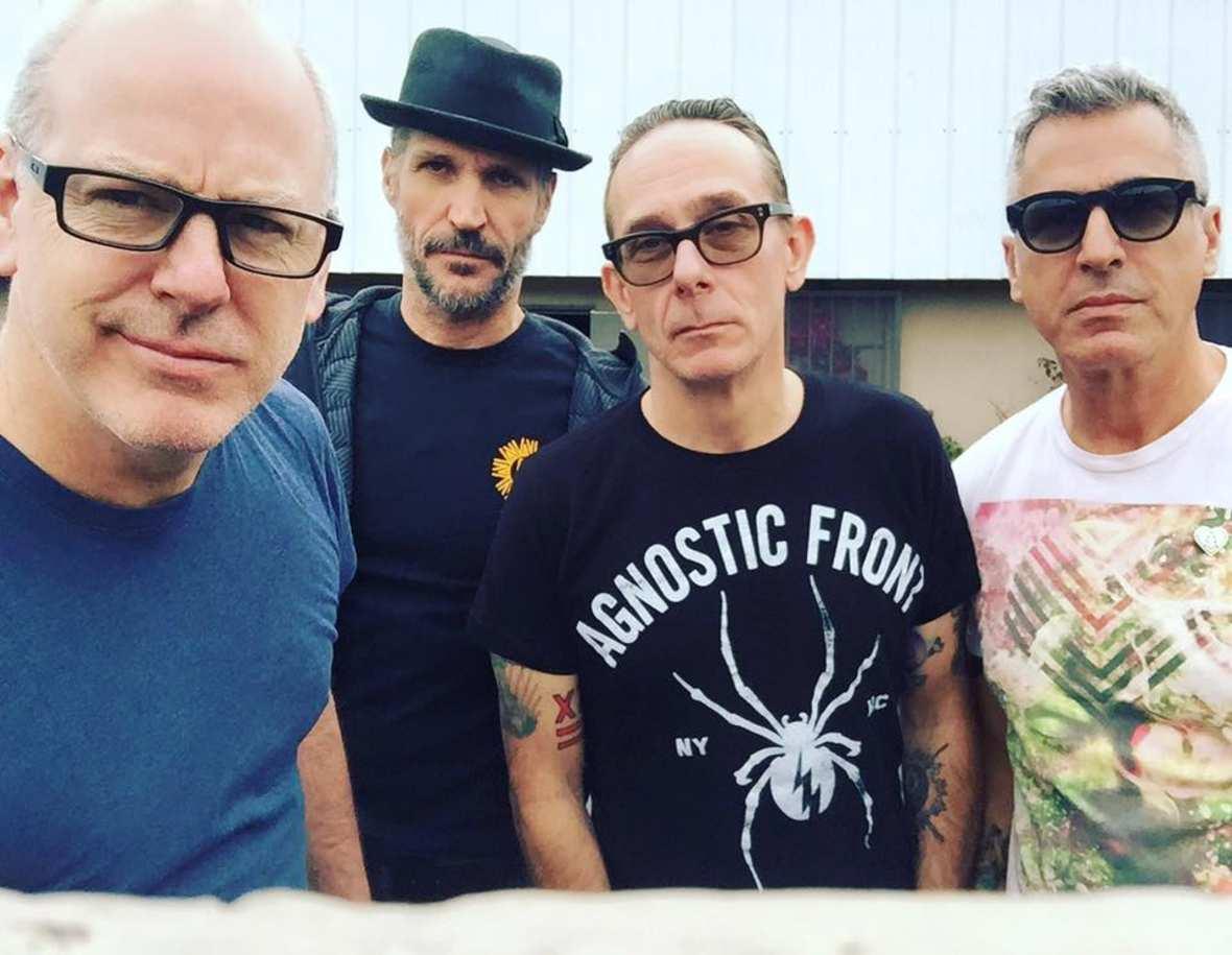 Gitarzyści Bad Religion weszli do studia. Kiedy nowa płyta?