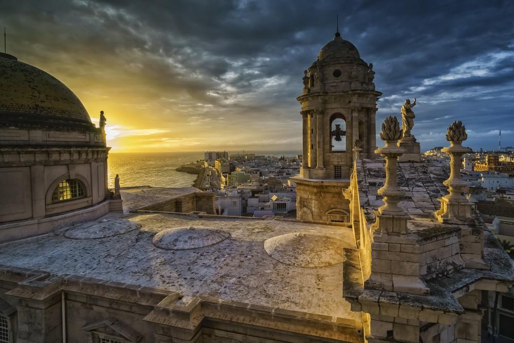 Kadyks – najstarsze miasto w Hiszpanii. Gwar gaditanos i zatrzęsienie zabytków