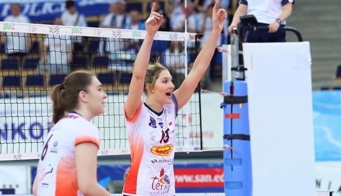 WP SportoweFakty / Justyna Serafin / Na zdjęciu: Kaja Grobelna