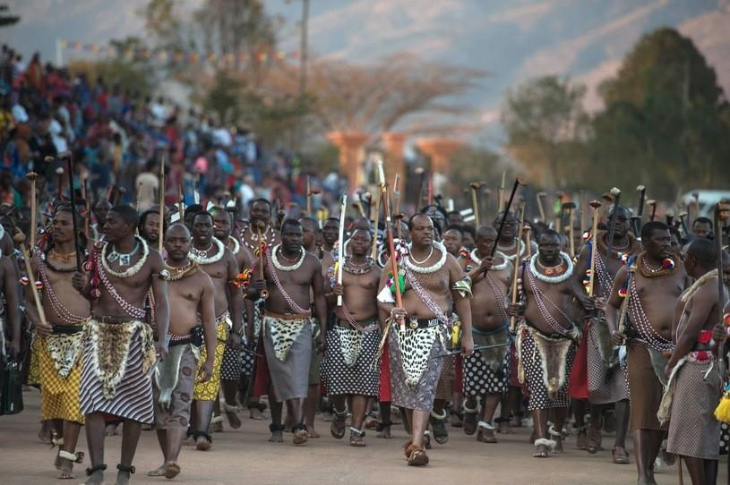 Król Suazi zmienia nazwę kraju na Królestwo eSwatini