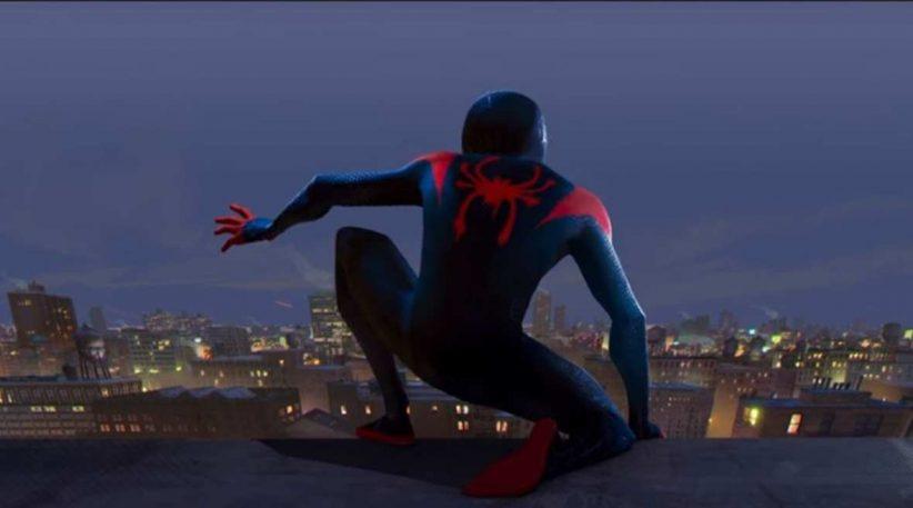 foto: kadr z filmu Into The Spider-Verse