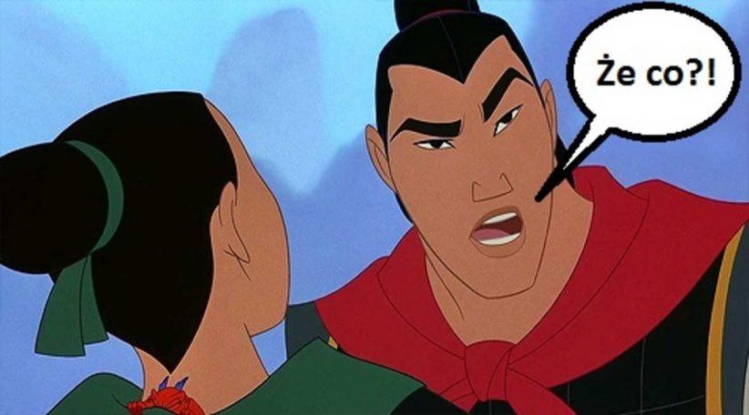 foto: kadr z filmu Mulan