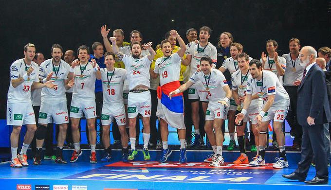 WP SportoweFakty / Tomasz Fąfara / W 2013 roku gracze HSV Hamburg cieszyli się z wygranej w Lidze Mistrzów
