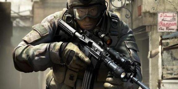 Facebook / Na zdjęciu: kadr z gry Counter-Strike