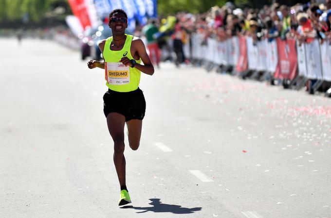 Orlen Warsaw Marathon: Yared Shegumo mistrzem Polski