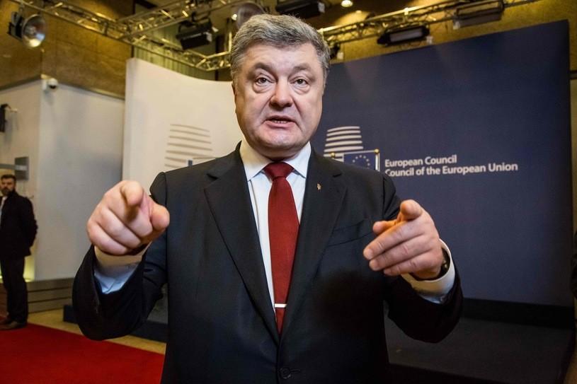 Petro Poroszenko/AFP