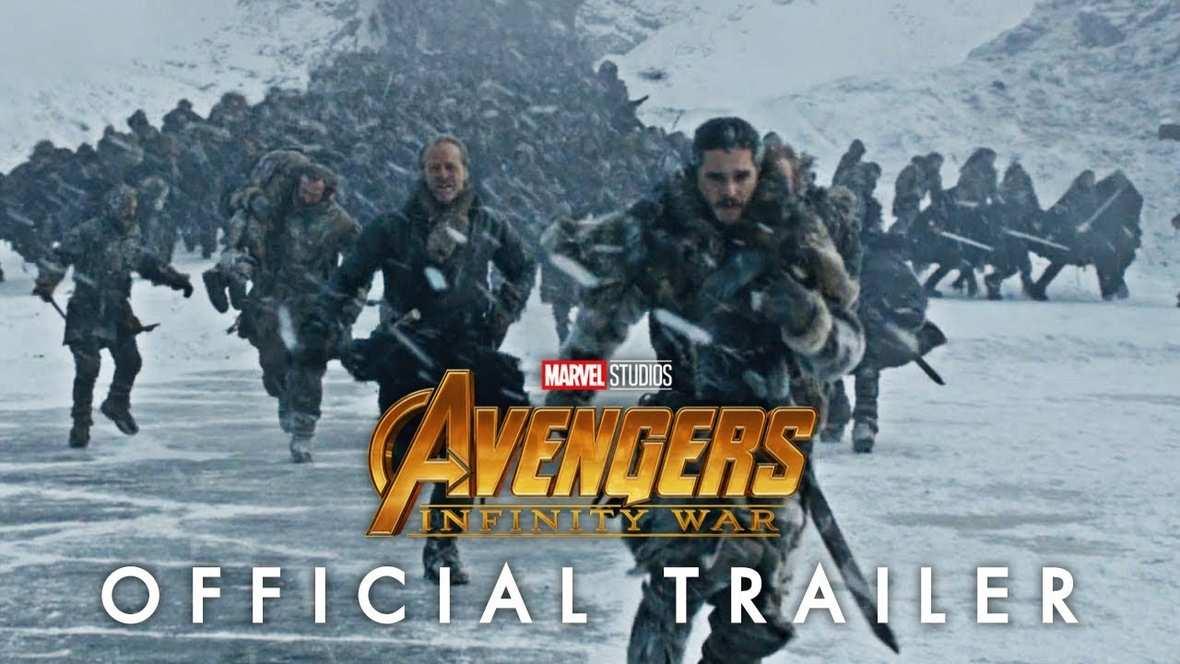 """Powstał fanowski zwiastun """"Gry o tron"""" w stylu """"Avengers: Infinity War"""""""
