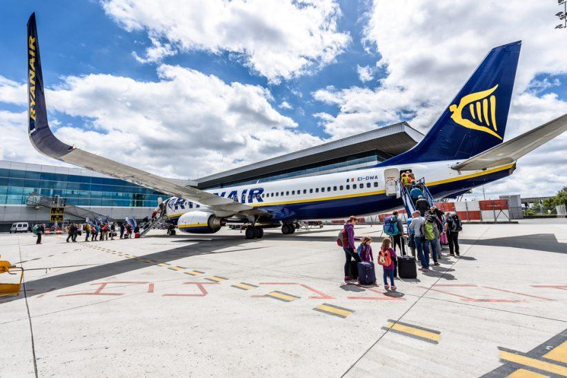 Ryanair oferuje bezpłatne szkolenie (Shutterstock.com)