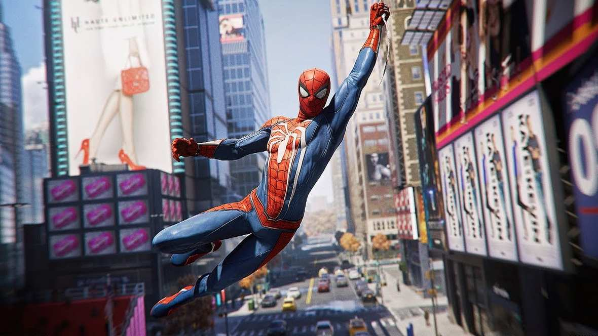 Scenariusz nowej gry o Spider-Manie na PS4 ma ponad 3 tysiące stron