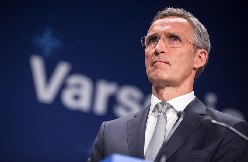 Jens Stoltenberg/Bartosz Krupa /East News