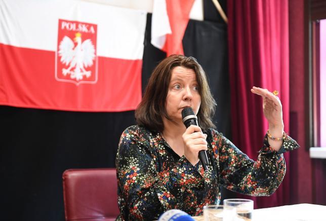 Lichocka odniosła się również do swoich słów nt. aborcji (PAP, Fot: Jacek Bednarczyk)