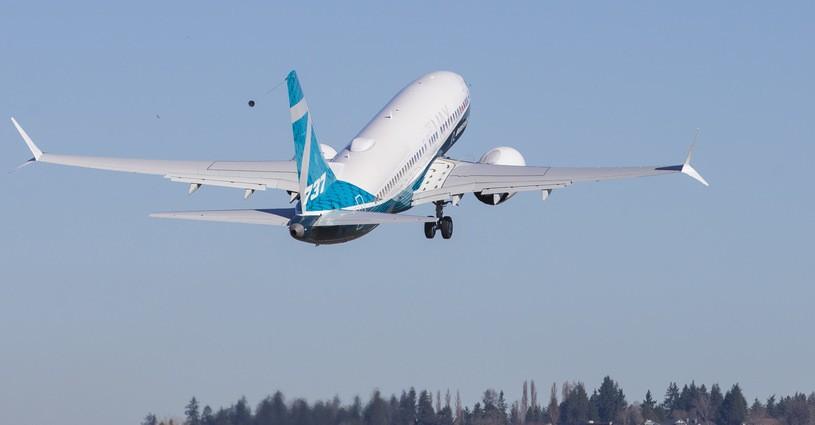 USA: Pilne kontrole silników w samolotach Boeing 737