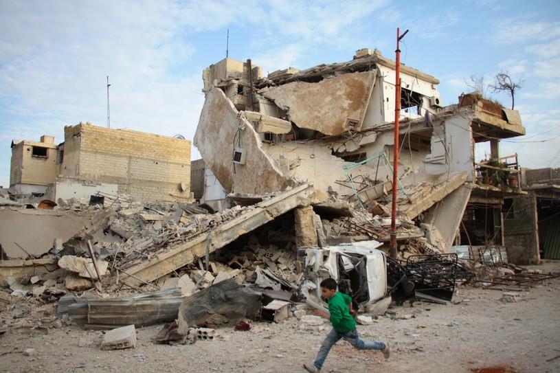 Syria, zdj. ilustracyjne/AFP
