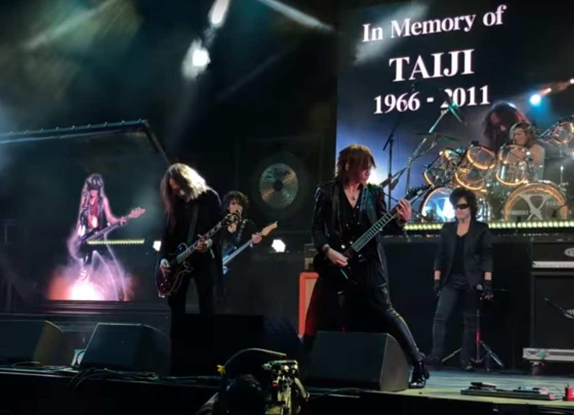 X Japan zagrał na festiwalu Coachella z Marilynem Mansonem i hologramami zmarłych muzyków