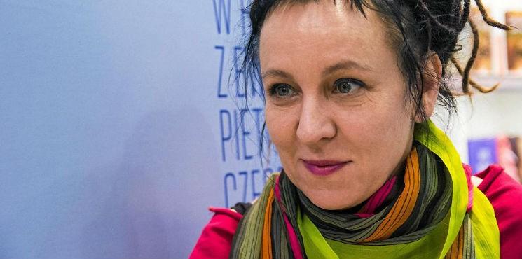 Olga Tokarczuk laureatką Nagrody Bookera!