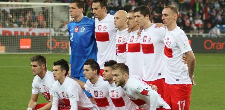 Piłka nożna Polska MŚ 2018