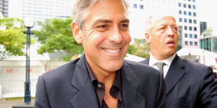 Zakaz lotów dronów w miejscu, w którym znajduje się posiadłość George'a Clooneya