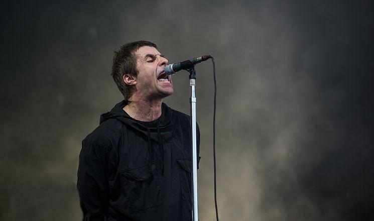 Z jakiego powodu Liam Gallagher przerwał koncert?