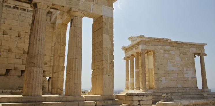Ateny i Santorini za 302 złoty – teraz tylko z Katowic