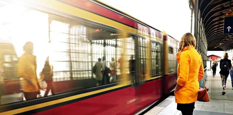 Bezpieczna podróż koleją