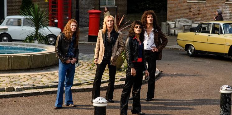 """Kadr z filmu """"Bohemian Rhapsody"""" /materiały prasowe"""
