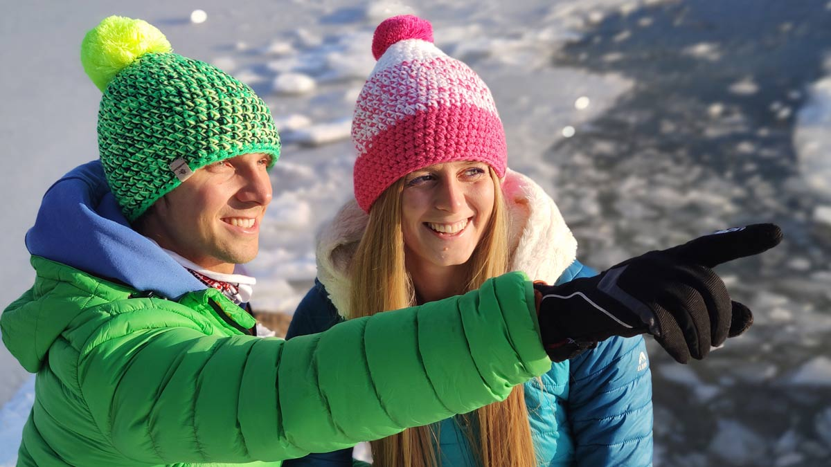 Czapki zimowe handmade zdobywają rynek